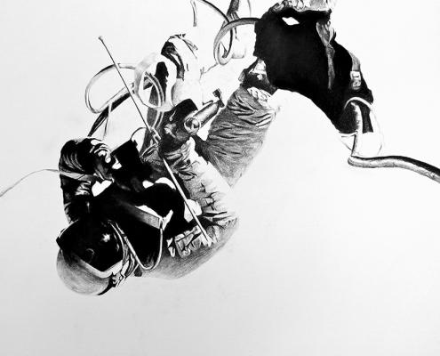 Chris Cavallero, Untitled (Pioneer 1)