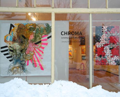 1. Gallery263, Chroma Exhibition
