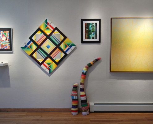3. Gallery263, Chroma Exhibition