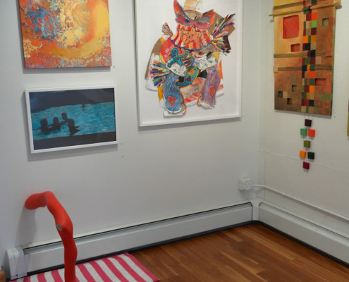 6. Gallery263, Chroma Exhibition