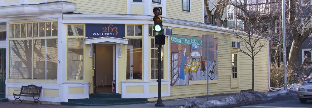 Gallery 263 exterior