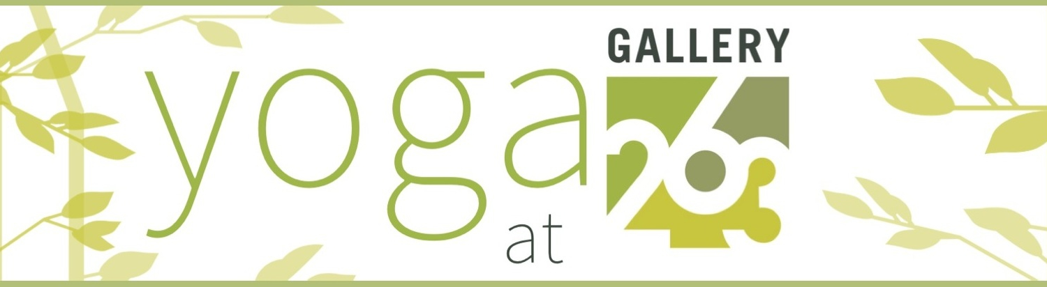 Yoga at Gallery 263