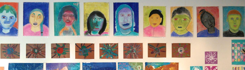Morse School Show, Gallery 263, 2014