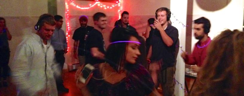 Silent Dance Party