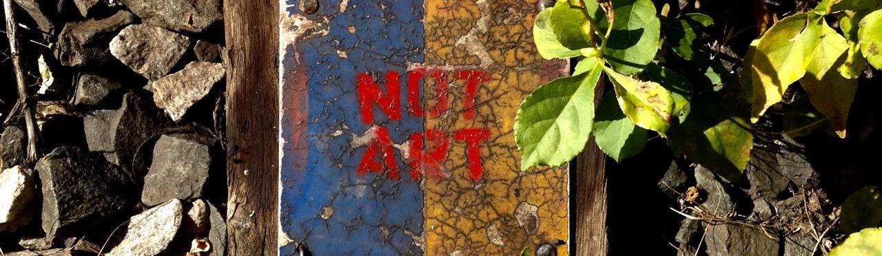 Gallery 263_NOT ART(captured)_banner