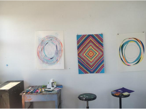 Gallery 263 Past Artist Profiles: Emily Manning-Mingle Studio Image