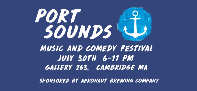 Port Sounds Music and Comedy Festival
